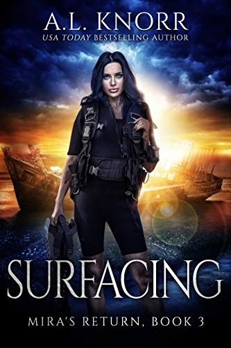 Surfacing: A Mermaid Fantasy and Prequel to Born of Water (Mira's Return Book 3)