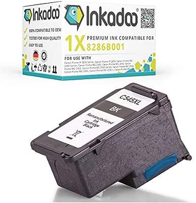 Inka Doo® Cartuchos con cabezal de impresión compatible con ...