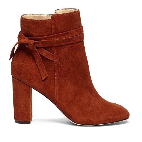 Women's Sole Society 'Flynn' Bootie, Size 9.5 M - Brown