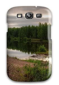 Hot EBhJgTW2731miPtg Lake Tpu Case Cover Compatible With Galaxy S3