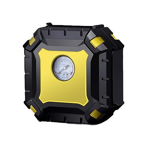 QXKMZ Compresores de aire compresor aire inflador neumaticos Compresor Bomba de Aire portátil portátil con LCD