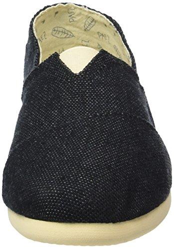 Combi Unisex Espadrillas 0010 black Black Eva Basse Nero schwarz adulto Paez Original OSwCqU4OF