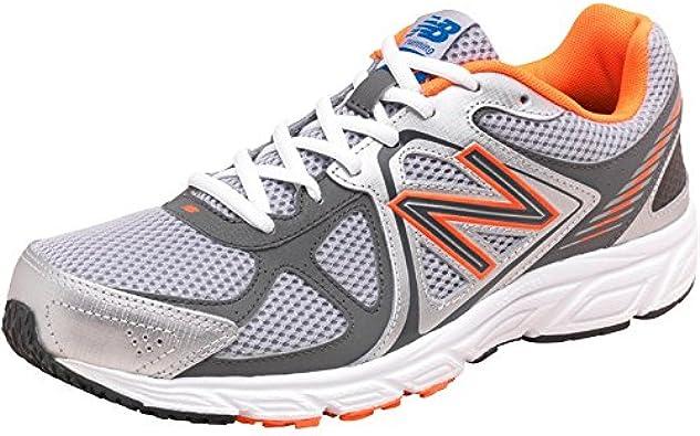 Designer ME - Zapatillas de Running para Hombre Plateado Plata: Amazon.es: Zapatos y complementos