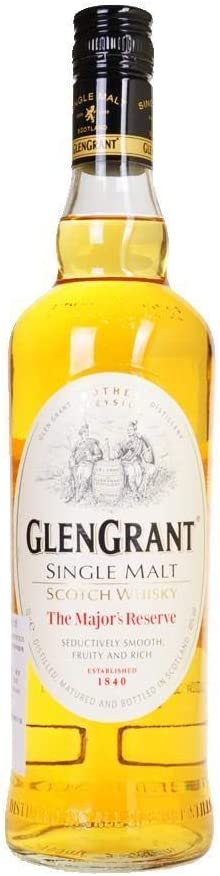 Glen Grant The Major's Reserve Single Malt Scotch Whisky