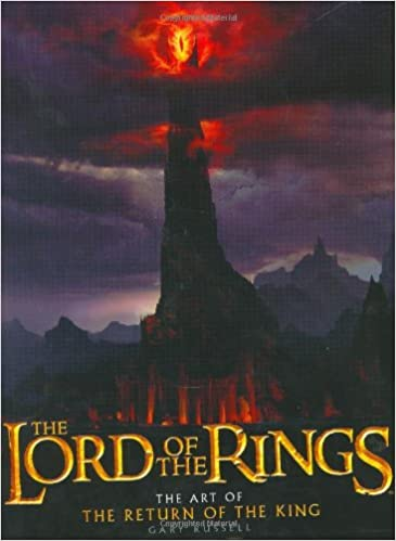 The Art Of The Return Of The King The Lord Of The Rings Gary