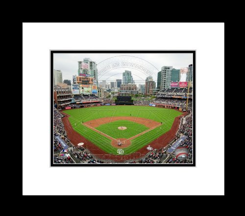 (San Diego Padres Petco Park 2011 Framed 8x10 Picture)