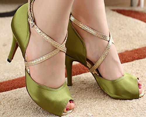 CFP - danza moderna mujer Verde - verde