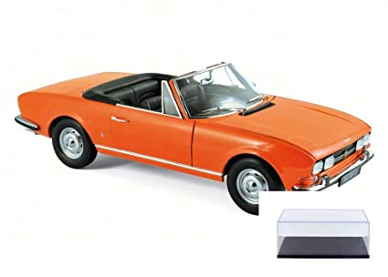 Amazon Com Norev Diecast Car Display Case Package 1970 Peugeot