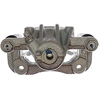 ACDelco 18R2221F1 Professional Rear Passenger Side Disc Brake Caliper Assembly with Pads Remanufactured Loaded Non-Coated