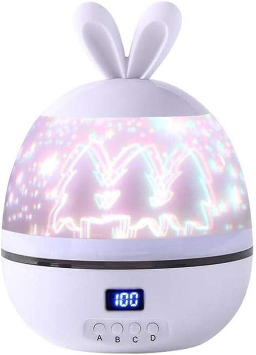 Nwn Infantil proyector de la Estrella de la lámpara, Fluorescente ...