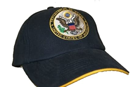 AES US U.S. Dept Department of State Embroidered Baseball Cap Hat 86ee76ba31f