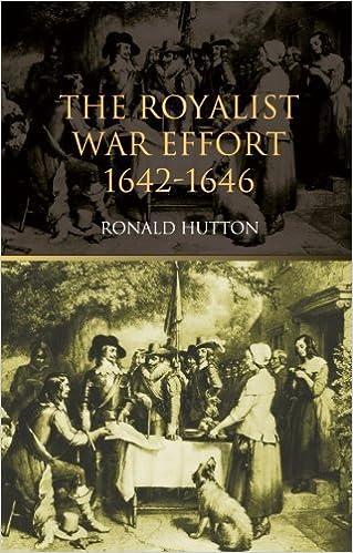 The Royalist War Effort: 1642-1646 by Ronald Hutton (2003-01-05)