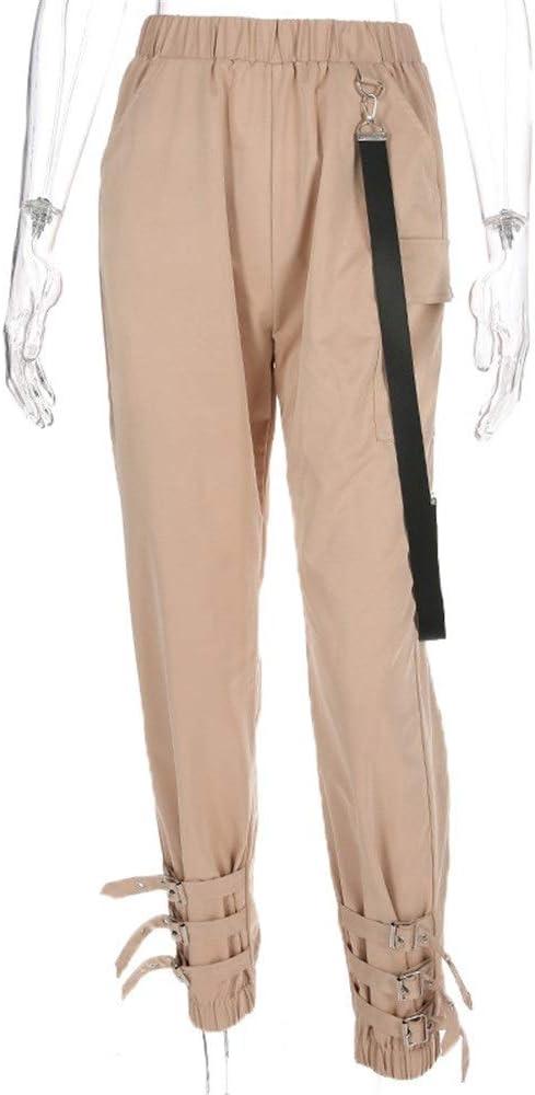 Pantalones de chándal Pantalones ocasionales de las mujeres ...