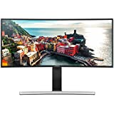 Samsung S34E790C - 34-Inch Curved WQHD Cinema Wide (3440 x 1440) Professional LED Monitor