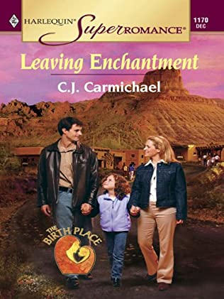 book cover of Leaving Enchantment