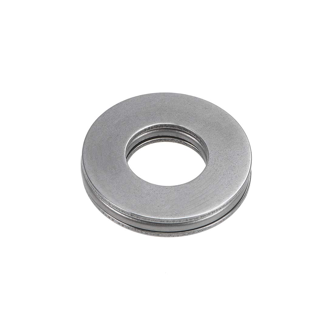 uxcell AXK0821 Thrust Needle Roller Bearings with Washers 8mm Bore 21mm OD 2mm Width 10pcs