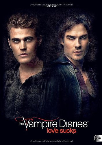 Vampire Diaries 2014 Posterkalender: Love Sucks