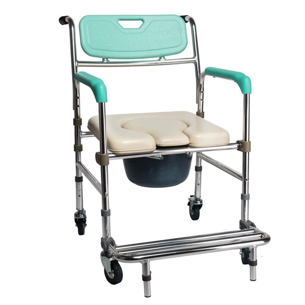 Mrtie Klappbarer Toilettensitz, Behinderte, Ältere  Herrenchen, Patient, Bewegliche Toilette Der Schwangeren Frauen, Rutschfester Bad-Badestuhl