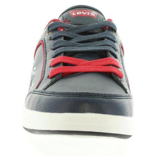 Chaussures pour Garçon et Fille et Femme LEVIS VCHI0001S CHICAGO 0040 NAVY