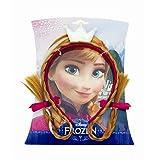 Disney Frozen Anna Fake Hair Aliceband