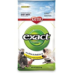 Kaytee Exact Hand Feeding for Baby Birds, 5 lb bag