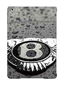 Fashionable Style Case Cover Skin Series For Ipad Air- Bentley Logo