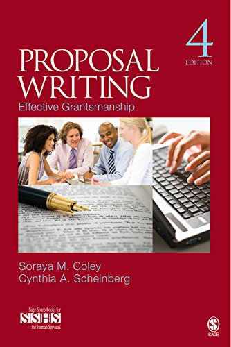 Download Proposal Writing: Effective Grantsmanship (SAGE Sourcebooks for the Human Services) Pdf
