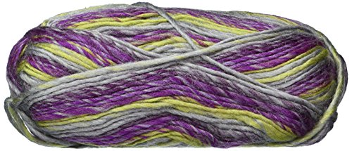 - Spinrite Vickie Howell Sheep-ish Stripes Yarn, Punk-ish