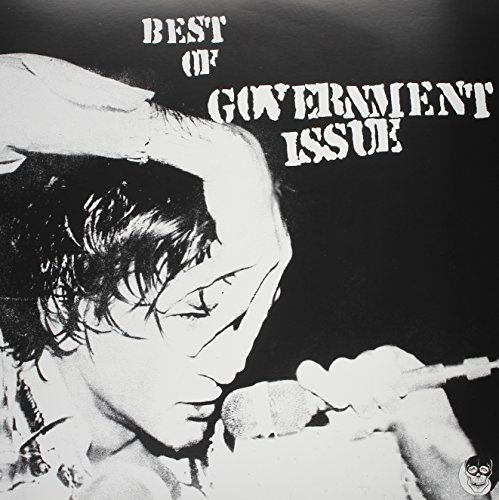 The Best Of Government Issue (Government Records)