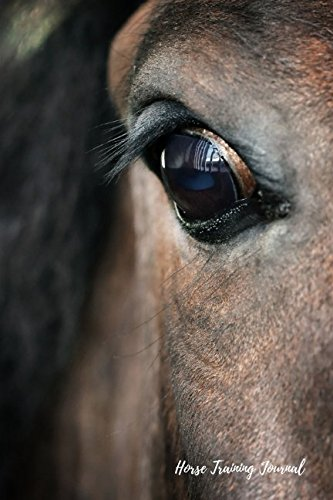 Horse Training Journal: Horse Training Log PDF