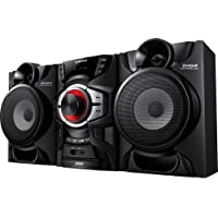 Samsung 220-Watt Bluetooth Hi-Fi Audio Stereo Sound System with CD Player, FM Receiver with 15 Station Presets, Crystal Amplifier Plus, 20 preset EQ modes, CD Ripping, USB Host