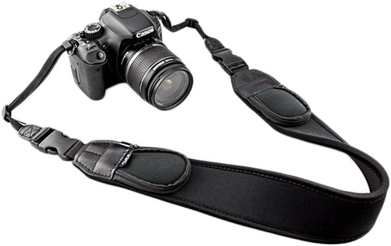 JJC NS-Q2 - Correa de cámara para el Cuello (Neopreno, Sistema de ...