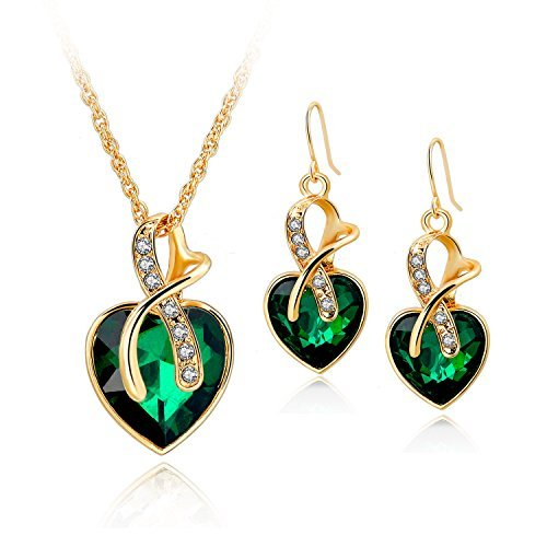 Long Way Fashion Jewelry Crystal