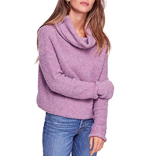 Free People Stormy Pullover Lavendar XS (Women's 0-2)