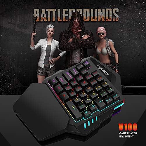 Docooler HXSJ V100 35 clés à Une Main - Actualités des Jeux Videos