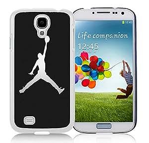 Beautiful Designed Case With Jordan Dunk Logo White For Samsung Galaxy S4 I9500 i337 M919 i545 r970 l720 Phone Case