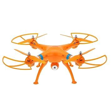 RC Drone SYMA X8 W rifvx Venture WIFI FPV cámara HD Transmisión ...
