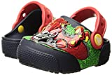 crocs Kids' Fun Lab Girls Graphic Clog, Robosaur