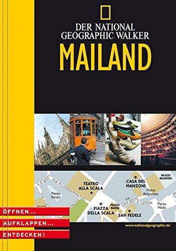 National Geographic Explorer - Mailand. Öffnen, aufklappen, entdecken