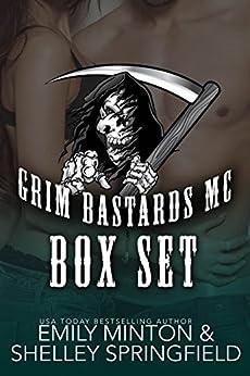 Download for free Grim Bastards MC Box Set: Including: Death of a Bastard