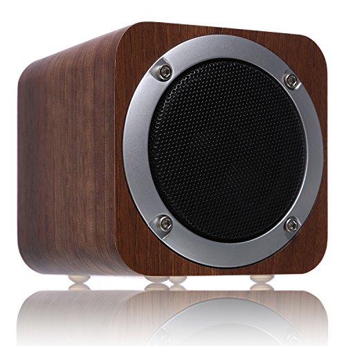 Bluetooth Speakers Wooden, ZEN