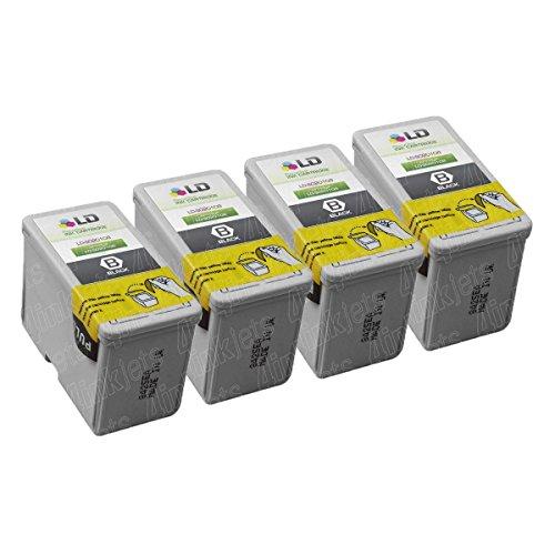 (JS 4 S020108 Black Printer Reman Ink Cartridge for Epson Stylus Color 800 800n 850)