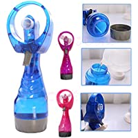 Portable Mini Water Spray Cooling Fan Mist Sport Beach Camp Fashion Travel Gift