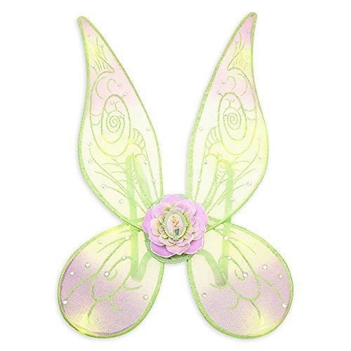 Disney Store Deluxe Tinker Bell Light Up Wings for Girls