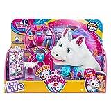 Little Live Rainglow Unicorn Vet Set - Interactive Pet Unicorn: more info