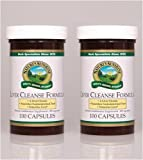 Nature's Sunshine Liver Cleanse Formula 100 Capsules (Pack of 2) For Sale