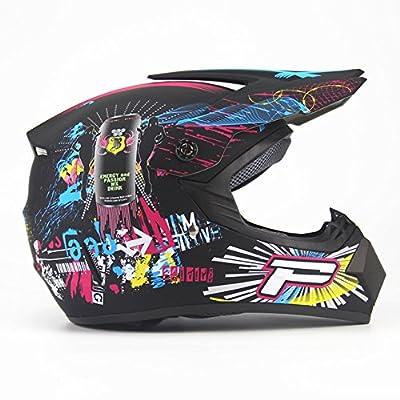 WLT Adulte casque de moto casque de moto de montagne Crash casque casque de sécurité