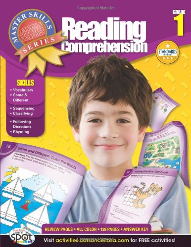 Reading Comprehension, Grade 1 (Master Skills)