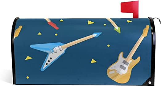 DEYYA - Funda para buzón de Guitarra acústica y eléctrica, tamaño ...