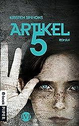 Artikel 5: Roman (Artikel 5, Band 1) (German Edition)